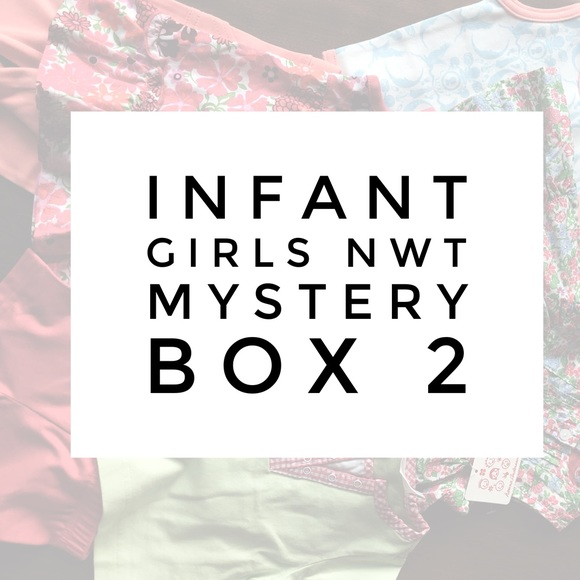 Hanna Andersson Other - $150 0-6m girls NWT 8pc MYSTERY BOX